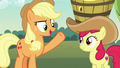 """Applejack """"what the pony community needs!"""" S7E9.png"""