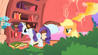 Applejack -what in tarnation are you doing- S1E08