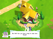 Bon Bon and her house MLP Game