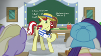 Flam -let's dive right in, shall we-- S8E16