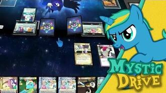 Horse Cards Live MLP CCG - Vs. Dratta Arcana Game 2 Core