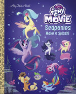 MLP The Movie Seaponies Make a Splash! BGB cover