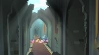 Main 6 walking in the castle S4E06
