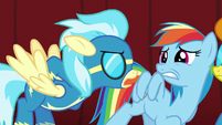 """Misty """"you'd do anything to fly with Wind Rider"""" S5E15"""