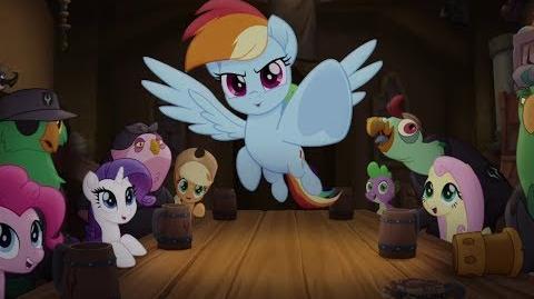 My Little Pony La Película ♫ - Somos Alucinantes Español de España HD