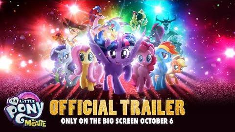 My Little Pony The Movie - Official Trailer Debut 🦄