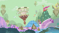 Ponyville is in chaos S2E02.png