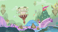 Ponyville is in chaos S2E02