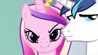 Princess Cadance absolutely S2E25