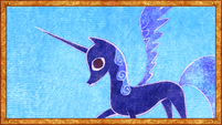 Princess Luna in the story S1E01