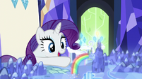 "Rarity ""I can check the boutique!"" S6E12"