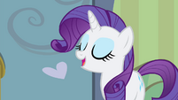 "Rarity ""made them myself"" S4E19"