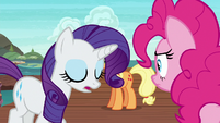 """Rarity """"not that I have any doubts"""" S6E22"""