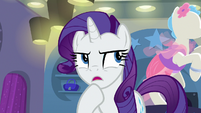 Rarity suggesting meditation S8E4