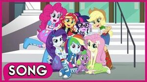 Right There In Front Of Me (Song) - MLP Equestria Girls Friendship Games