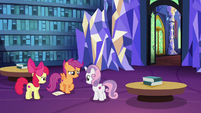 Scootaloo --find out what's going on-- S6E19