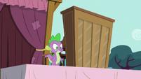 Spike -I-I mean- S5E11