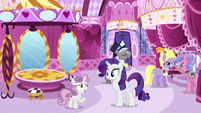 Sweetie Belle --didn't know you'd be this excited-- S6E14