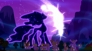 Tantabus about to escape the dream world S5E13