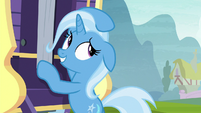 "Trixie ""it is shelter"" S8E19"