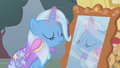 Trixie brushing her mane S01E06.png