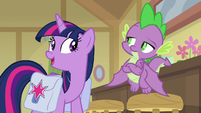 """Twilight """"she can go back to working"""" S9E5"""