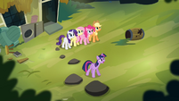 Twilight 'That's not a plan!' S4E04