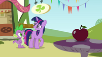 Twilight 'This spell's a toughie' S3E3