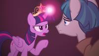 Twilight Sparkle -you wanted their magic- S7E26