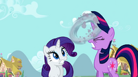 Twilight and Rarity 1 S02E06