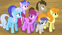 Worried Ponies S2E20