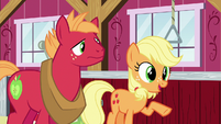Young Applejack --more of an opportunity-- S6E23