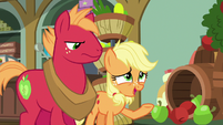 Young Applejack --what with all the blight-- S6E23