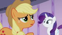"Applejack ""assumin' everythin' went well"" S6E10"