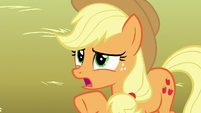 Applejack --he's supposed to get zap apple jam-- S6E23
