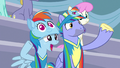 Bow and Windy wearing Rainbow paraphernalia S7E7.png