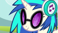 DJ Pon-3 looking at Twilight and Starlight S6E6.png