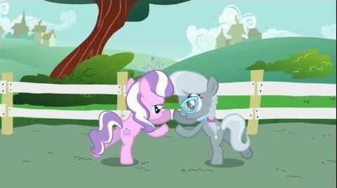 Diamond Tiara & Silver Spoon - Bump. Bump. Sugar-lump, rump