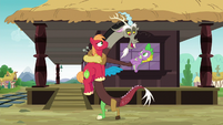 Discord --you get to bask in my greatness-- S6E17