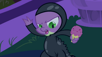 Dissatisfied Spike S2E20