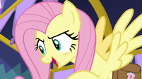 Fluttershy -wasn't just a sorceress- S7E20