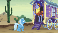 "Hoo'Far ""perfectly honest and fair"" S8E19"