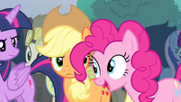 Pinkie 'and the pony of ceremonies' S4E13