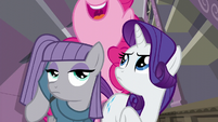 Pinkie --when she sees the gift I'm giving her!-- S6E3
