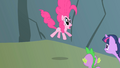 Pinkie Pie starting to freak out S1E15.png
