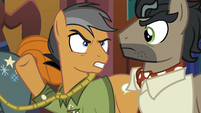 """Quibble Pants """"any level of safety!"""" S6E13"""