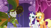 """Rarity """"your perspective would be beneficial"""" S7E9"""