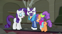 Rarity --I just don't think it's going to be possible-- S6E9