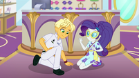 Rarity meets Ragamuffin EGSB
