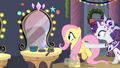 Rarity pushing Fluttershy S2E11.png